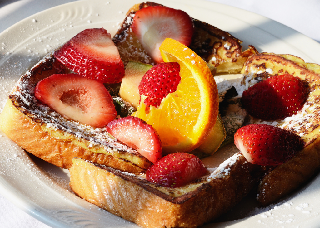 French Toast at King and Prince