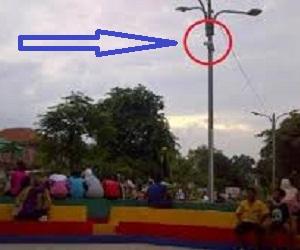 CCTV untuk RPTRA