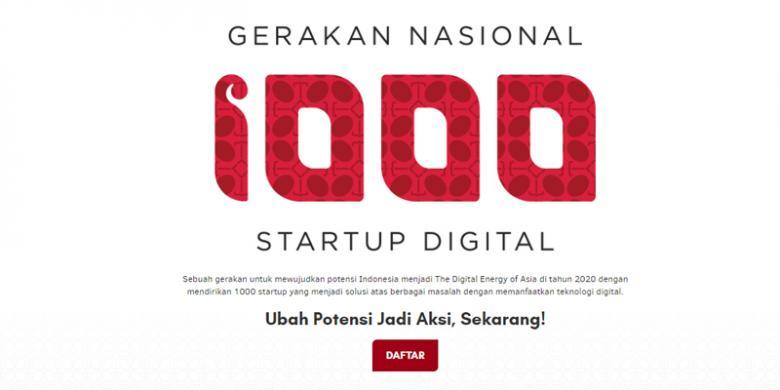 Gerakan-1000-Startup-Digital indonesia