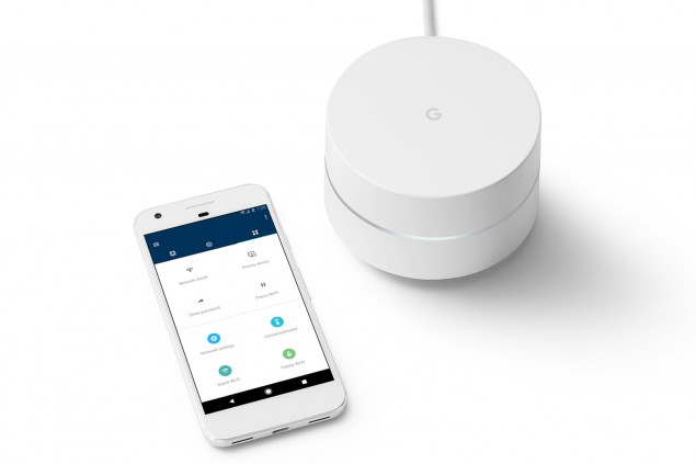 google-wifi wireless