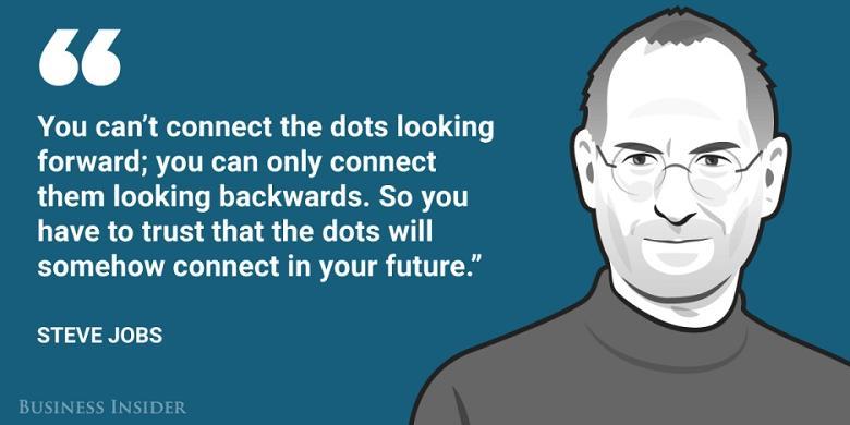 1. Co-founder dan mantan CEO Apple, Steve Jobs.