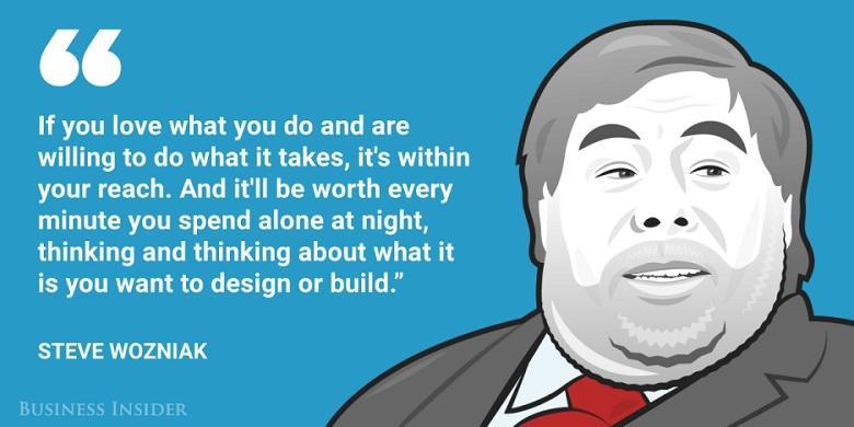 2. Co-founder Apple, Steve Wozniak