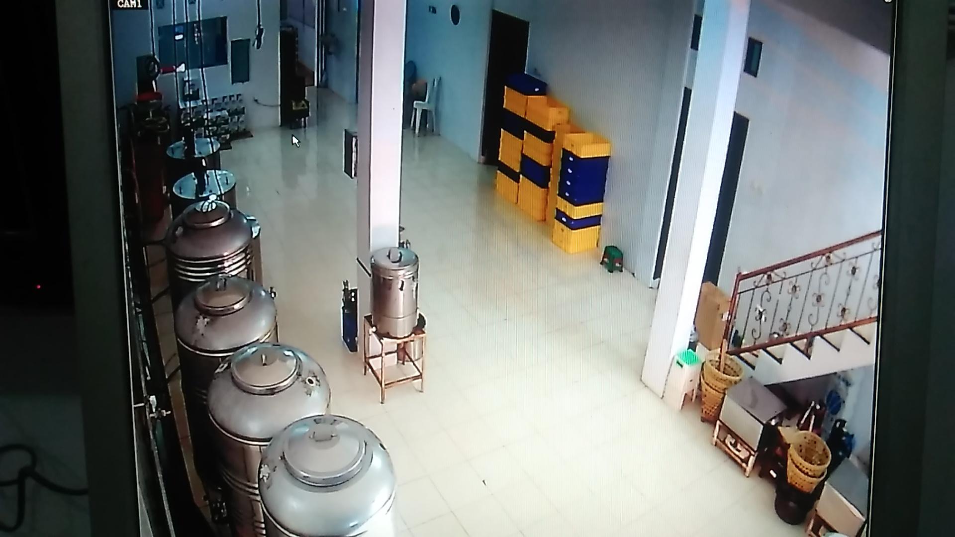 Cirebon Internet - Surveillance System Untuk UKM Retail