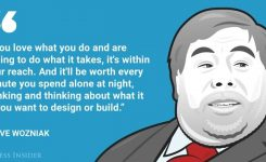 2. Co-founder Apple, Steve Wozniak