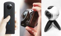 Kamera 360 Derajat, Cara Baru Penyebaran Informasi yang Sarat Potensi