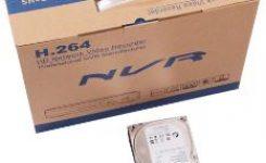 Instal HDD Untuk NVR