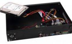 Instal HDD Untuk NVR(2)