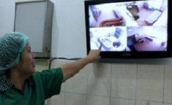 Kamera CCTV untuk Klinik Kesehatan