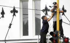 Pemasangan CCTV Jelang KAA