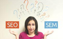 Perbedaan Antara SEO dan SEM denucup blog