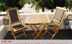 TEAK 123 best teak garden furniture manufacturer wholesale in Indonesia