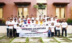 Jambore PT. Giga Network Nusantara Cirebon